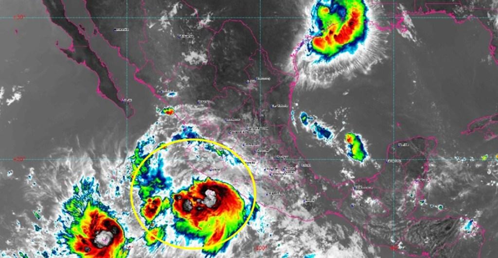 La trayectoria de la tormenta tropical hace que las autoridades planteen un operativo preventivo y evitar posibles consecuencias lamentables