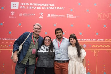 Feria Internacional del Libro de Guadalajara,