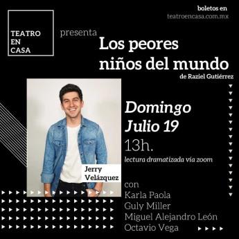 Cartel_Teatro_en_casa_LOS_PEORES_NIÑOS_DEL_MUNDO